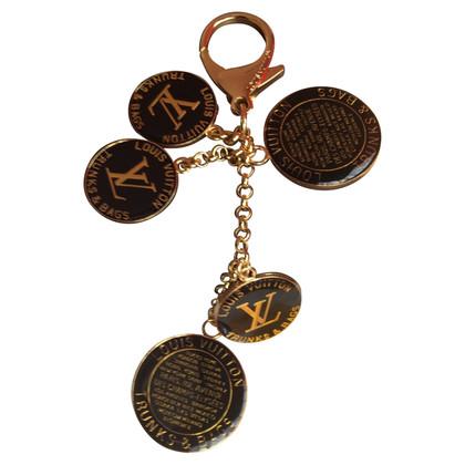 Louis Vuitton Bag & key charm