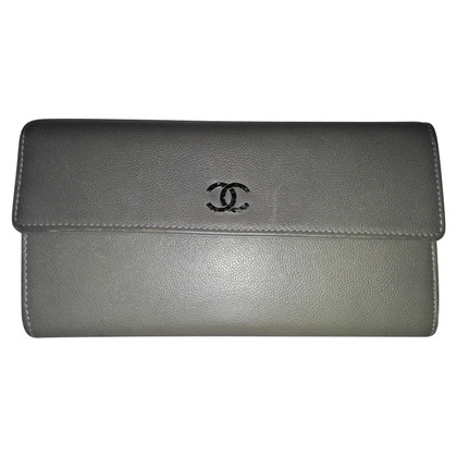 Chanel Wallet with logo detail