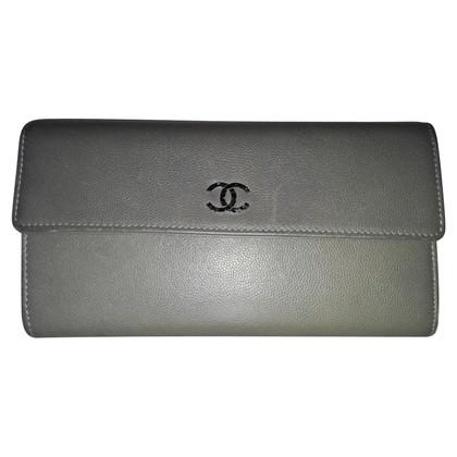 Chanel Portemonnee met logo detail