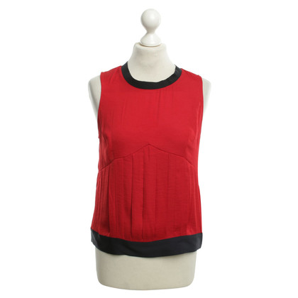 The Kooples Top in Rot