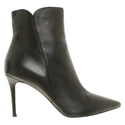 Gianvito Rossi Bottines en noir