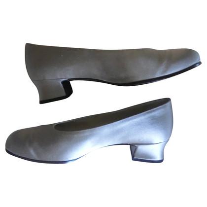 Armani pumps in grigio