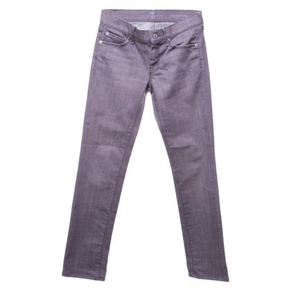 7 For All Mankind Jeans in Flieder