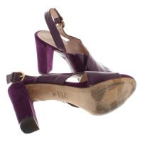 L.K. Bennett Sandals in Purple