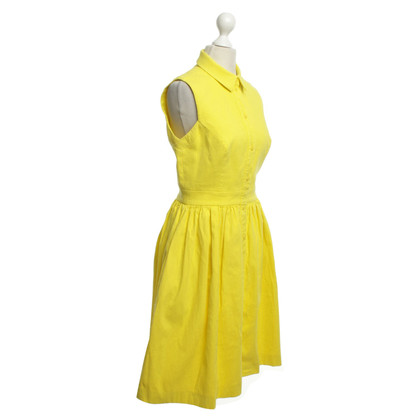 Karen Millen Yellow summer dress