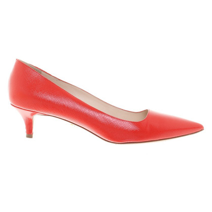 Miu Miu Pumps in Orange