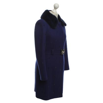 Autres marques VDP - manteau en bleu