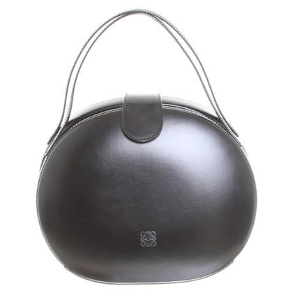 Loewe clutch in zwart