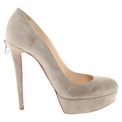 Christian Louboutin pumps Beige