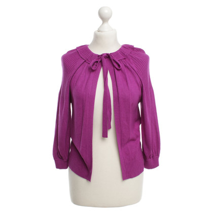 Hugo Boss Cardigan in Fuchsia