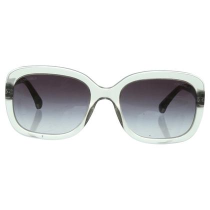 Chanel Occhiali da sole trasparenti