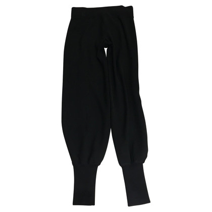 Versace Black trousers