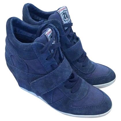 Ash Sneakers in Blau