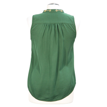 Michael Kors top in green