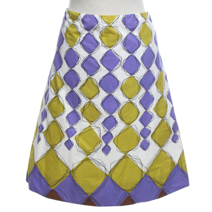 Marni skirt with pattern