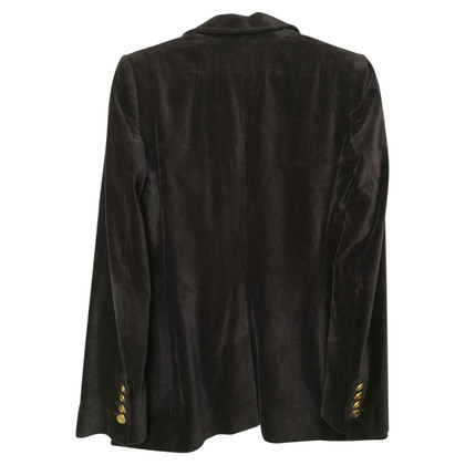 Dolce & Gabbana BLAZER IN VELVET