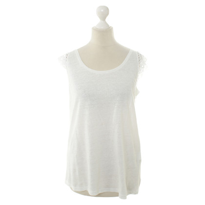 Sandro Top with lace