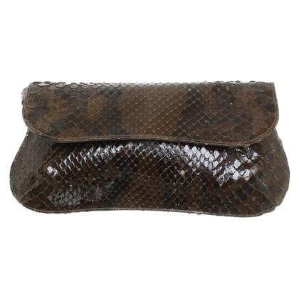 Unützer Handtasche in Reptil-Optik
