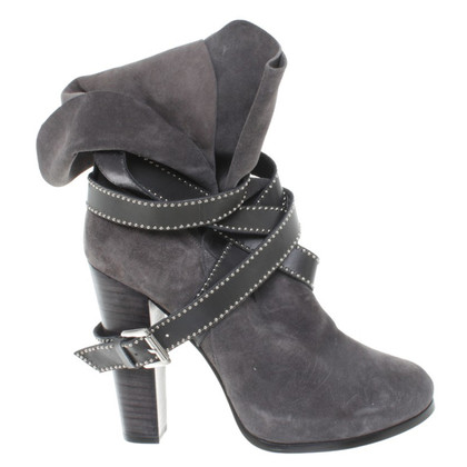 Barbara Bui Ankle boots with decorative belt