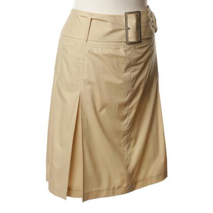 Van Laack skirt beige