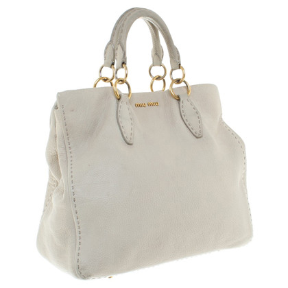 Miu Miu Handbag in beige