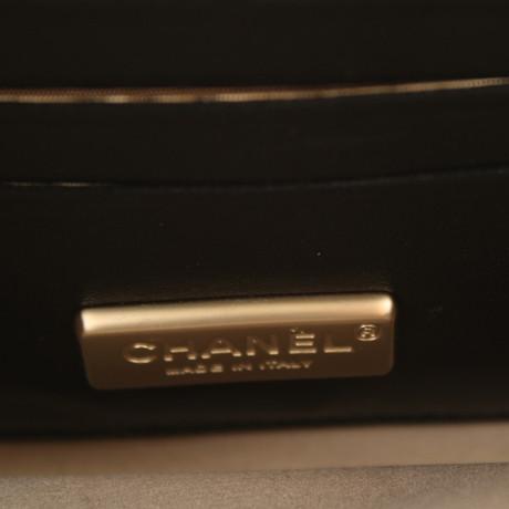 Chanel Umhängetasche aus Lackleder Schwarz 2018 Online GiddJGyQE