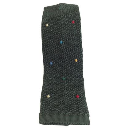 Hermès Tie silk knitted