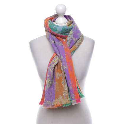 Kenzo Scarf in colorful