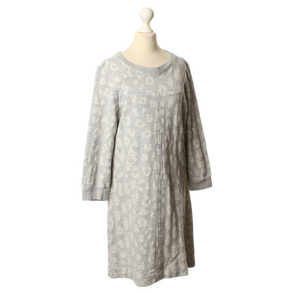 Marc by Marc Jacobs Sweatshirt-Kleid mit Animalprint