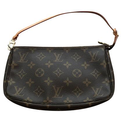 "Louis Vuitton ""Pochette accessories Monogram Canvas"""