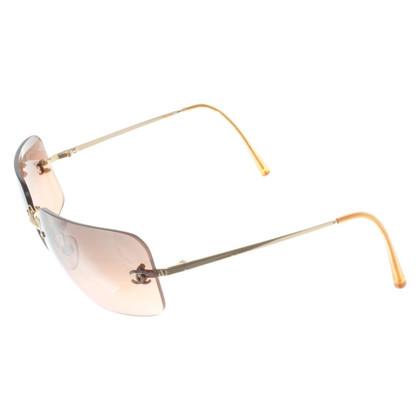 Chanel Sonnenbrille mit Farbverlauf
