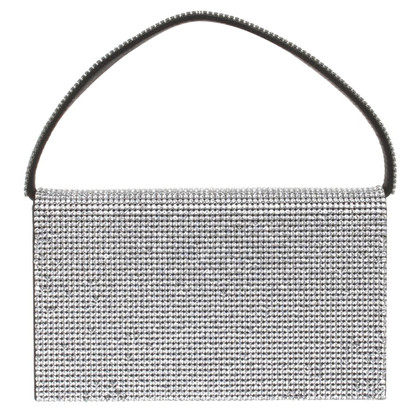 Escada clutch with rhinestones
