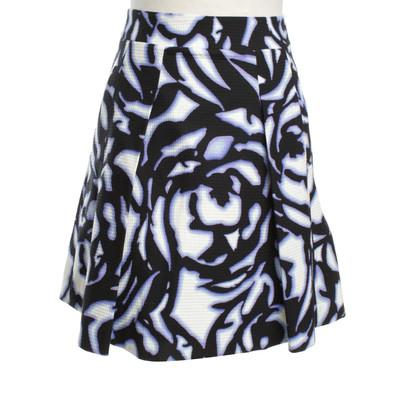 Karen Millen Issued skirt in Multicolor