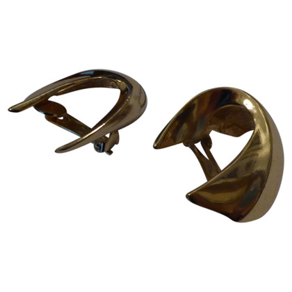 Christian Dior clip oorbellen