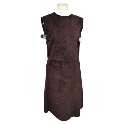 Céline Suede dress