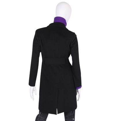 Versace cappotto di lana