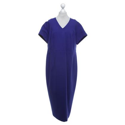 Marina Rinaldi Dress in blue-violet