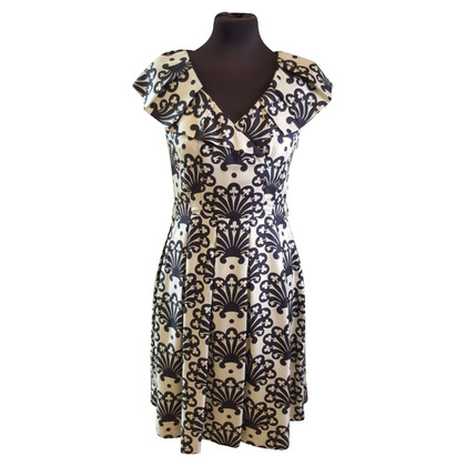 Milly Dress with pattern