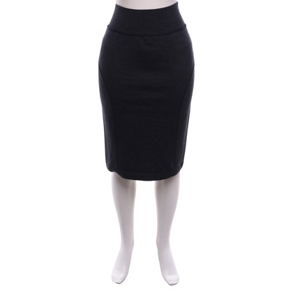 Wolford skirt in anthracite