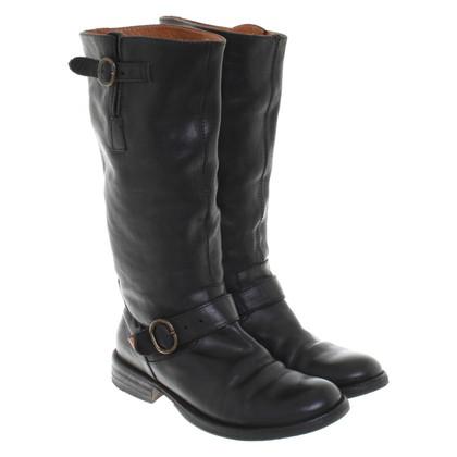 Fiorentini & Baker Boots in Black