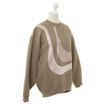 Acne Sweatshirt afdrukken