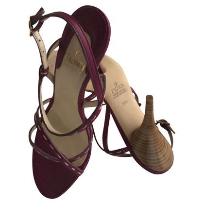 Fendi sandalen