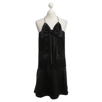Moschino Kleid in Schwarz