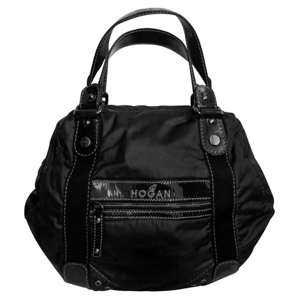 Hogan Bag with patent leather