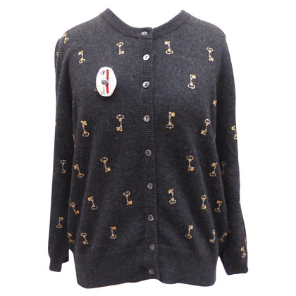 Dolce & Gabbana Cashmere jacket with embroidery
