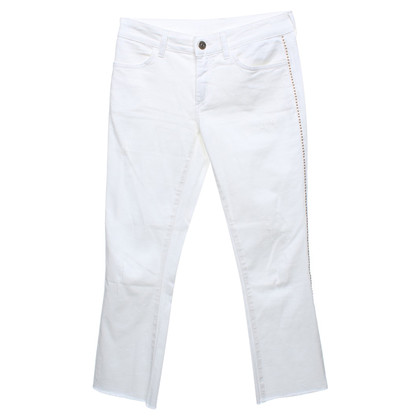 Other Designer Atos Lombardini - trousers in white
