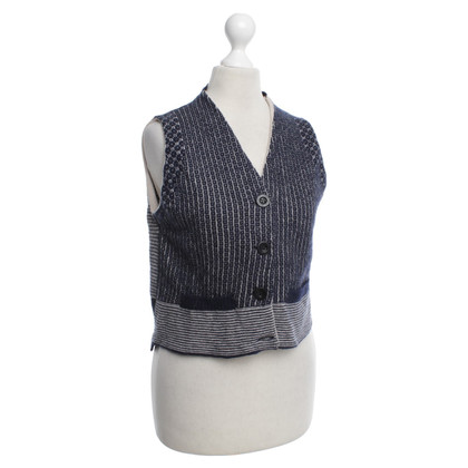 See by Chloé Knitted vest pattern