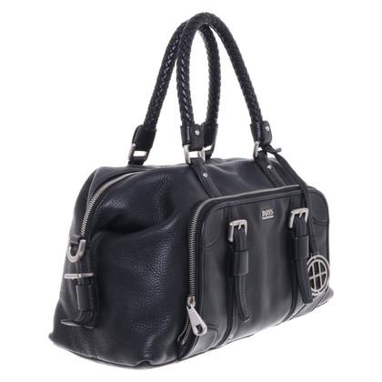 Hugo Boss Handtasche in Schwarz