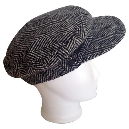 Burberry Tweed-Mütze
