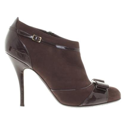 Salvatore Ferragamo Ankle boots in brown